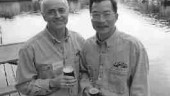 Rees (left) and Fong enjoying their new vocation.