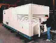 In August 1997 the first Ballard 250 kW fuel cell plant delivered power generated from natural gas to the B.C. Hydro grid.
