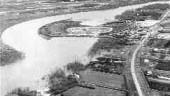 University of Manitoba Archives/Winnipeg TribuneWinnipeg's Red River Floodway in 1965.