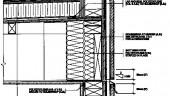 WATERPROOF MEMBRANE ROOF/WALL - SEALED POLYETHYLENE APPROACH