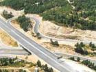 Egnatia Highway in Greece.