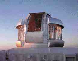 1999, Neelon Crawford, Gemini/National Science Foundation