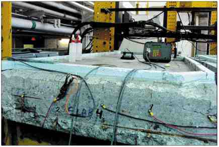 Equipment for measuring the corrosion rate.