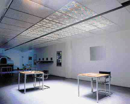 Room lit by LEDs, courtesy Osram Sylvania.