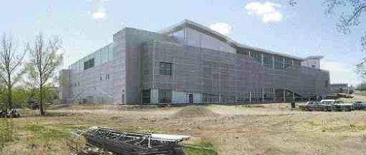 Canadian Light Source Synchrotron facility, University of Saskatchewan.
