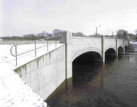 Gordon Street Bridge, Guelph, Ont.