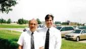 Award of Merit: Hatch Mott MacDonald, Mississauga, Ontario. Left to right: Christopher Solecki, Ken Bontius