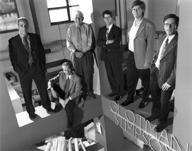AWARD OF EXCELLENCE. Wall Centre, Glotman Simpson/ RWDI. Geoffrey Glotman, James DesRoches, Martin Glotman, Robert Simpson, Mel O'Keeffe, Micheal O'Keeffe.