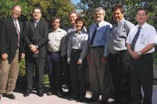 AWARD OF MERIT. Creemore Sewage Treatment Plant. Marshall Macklin Monaghan. Pete Sladen, Al Mihalj, Mike Gartland, Ed Salenieks, Bengul Kurtar, Eugene Cionga, Alf Shilter, David Fan.