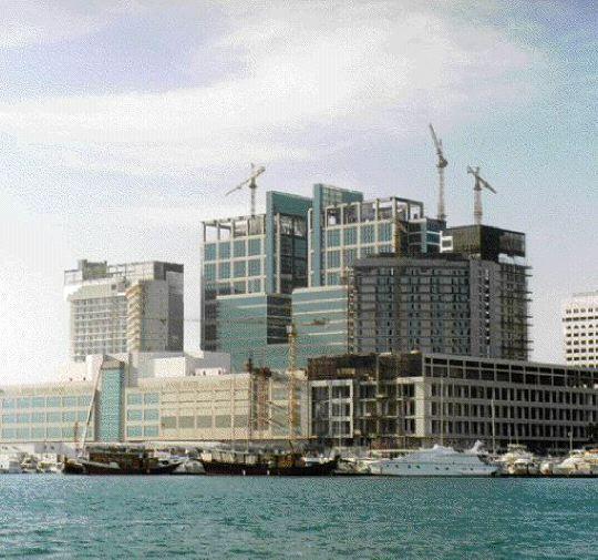 Abu Dhabi Trade Center, 3,067,815 s.f.