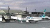 Calgary Airport's new Concourse D.