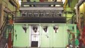 Full-scale furnace