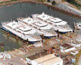 B.C.'s PacifiCats in dock.