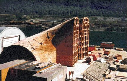 Construction of tubes