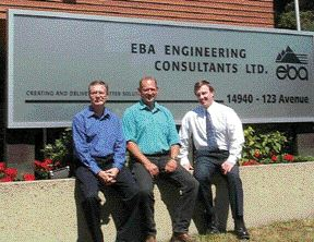 AWARD OF EXCELLENCE. Aurora College Site Remediation, Fort Smith, Northwest Territories. EBA Engineering Consultants: Brian Adeney, Randall J. McGilvray, Paul Morton