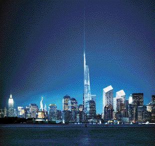 Freedom Tower, World Trade Center, New York