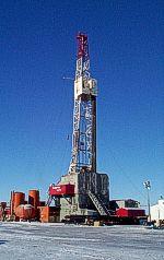 Mallik drill site in Northwest Territories