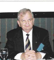 Richard Kell, FIDIC President