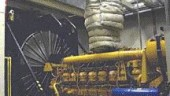 Qualified Power Supply diesel generator.