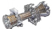 GE's LM6000 aeroderivative gas turbine with Dry Low Emissions (DLE) capability is used in cogeneration applications to generate approximately 44 MW.