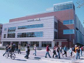 University of Manitoba Engineering and Information Technology Complex