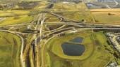 Southeast Anthony Henday Drive, Edmonton, designed by UMA Engineering