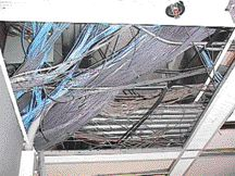 the new code begins to tackle the common problem of an accumulation of abandoned cables in plenums, such as in commercial office buildings.