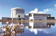 Point Lepreau nuclear plant, Saint John, N.B.