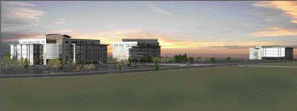 Plans for Quarry Park South Campus, Calgary