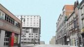 Deep computing recreates Montreal Street