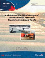 A GUIDE FOR THE WIND DESIGN OF MECHANICALLY ATTACHED FLEXIBLE MEMBRANE ROOFS