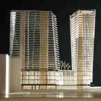 United Gulf Development's Twin Towers, Halifax