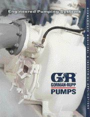 New Pumping Systems Brochure From Gorman-Rupp