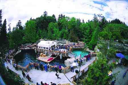 Wild Coast exhibit, the aquarium's largest.