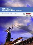 Bosch - FCP-500 Series Smoke Detectors