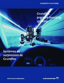 Grundfos E-solutions Product Brochure