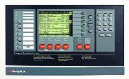 Simplex 4100U Infoalarm Command Center