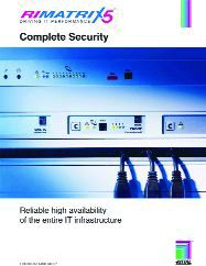 Rittal Offers Complete Datacenter Security