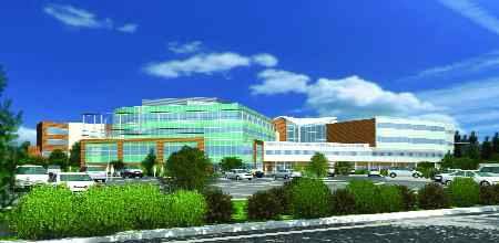Musson Cattell Mackey/Marion LandryAbbotsford Regional Hospital and Cancer Centre, B.C.