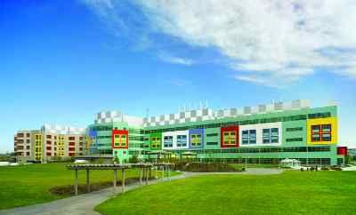 Alberta Children's Hospital, Calgary.