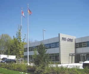 NRC's Institute for Fuel Cell Innovation at the University of B. C.