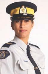 Corporal Gursharn Bernier, RCMP