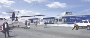 Kuujjuaq Airport Terminal, Nunavik