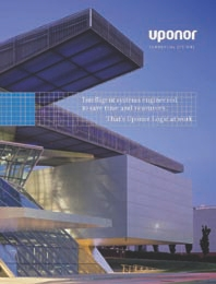 UPONOR COMMERCIAL SYSTEMS BROCHURE