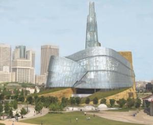 Canadian Museum of Human Rights, Winnipeg