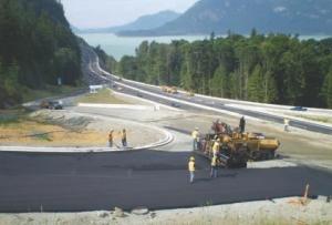 Sea-to-Sky Highway Improvements, B. C.