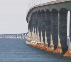 Confederation Bridge, P. E. I.