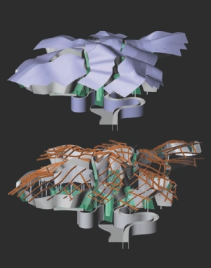 """BIM models are composed of """"live"""" elements that can be manipulated to optimize the design."""