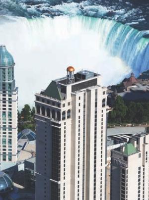 Hilton Niagara Falls Fallview Hotel
