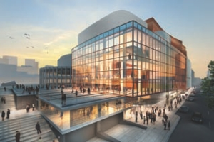 New home for Montreal Symphony Orchestra.